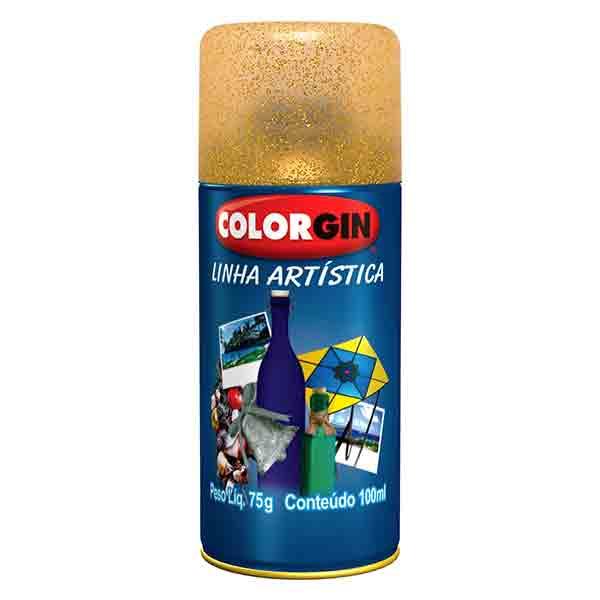 Colorgin Linha Artística Glitter